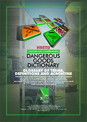 HRETDs Dangerous Goods Dictionary