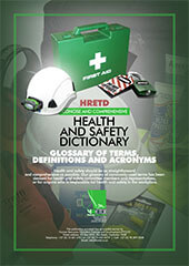 HRETDs Health and Safety Dictionary