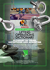 HRETD lifting operations dictionary