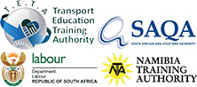 Accredited by the Transport Education Training Authority (TETA)
